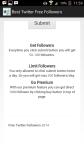 Twitter Auto Follower screenshot 2/3