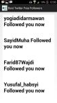 Twitter Auto Follower screenshot 3/3