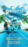 AudioSurfer screenshot 1/6