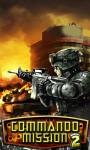 Commando Mission 2 - Free screenshot 1/4