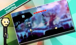 100 Swords Dumb Hero : Tap Die screenshot 1/5