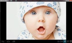 Cute Baby Wallpaper Free screenshot 1/3