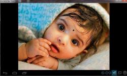 Cute Baby Wallpaper Free screenshot 3/3