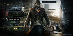 Watch Dogs HD Wallpapers screenshot 1/6
