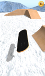 Finger Snowboard 3D screenshot 2/6