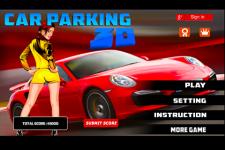 3D CAR PARKING GAME  screenshot 1/3