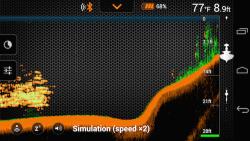 Deeper - Smart Fishfinder screenshot 2/6