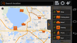 Deeper - Smart Fishfinder screenshot 4/6