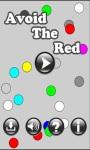 Avoid The Red screenshot 1/6