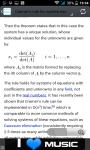 System of Equations 3x3e screenshot 3/3