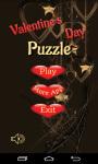 Puzzle Valentines Day screenshot 1/3