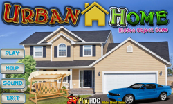 Free Hidden Object Games - Urban Home screenshot 1/4