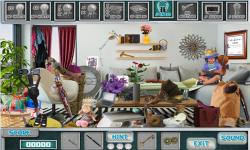 Free Hidden Object Games - Urban Home screenshot 3/4
