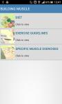 Body Building Muscle screenshot 1/3