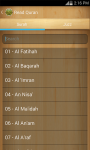 Quran - Read and Learn Offline screenshot 4/6