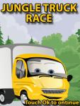 Jungle Truck Race screenshot 1/3