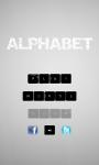 Alphaabet screenshot 1/6