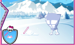 Abbeys Snow Monster Design screenshot 2/4