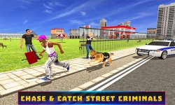 Police Dog 3D: Criminal Escape screenshot 1/4