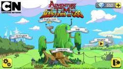 Adventure Time Game Wizard ultimate screenshot 2/6