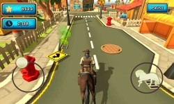 Horse Simulator Cowboy Rider screenshot 1/5