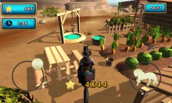 Horse Simulator Cowboy Rider screenshot 3/5