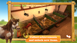 HorseWorld 3D Mein Reitpferd secure screenshot 4/6