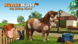 HorseWorld 3D Mein Reitpferd secure screenshot 5/6