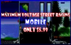 Maximum Voltage Street Racing Mobile screenshot 1/1