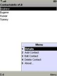 Simple Contact Management screenshot 1/1