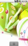 Green Easter Eggs LWP screenshot 1/4