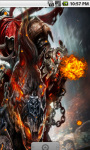 Mad Warrior Live Wallpaper screenshot 2/4