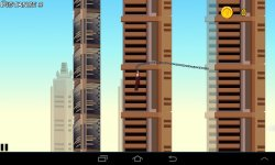 Rope Swing Flying City screenshot 3/4