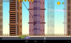Rope Swing Flying City screenshot 4/4