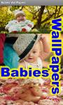 Babies HD WallPapers screenshot 1/4