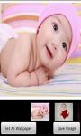 Babies HD WallPapers screenshot 3/4