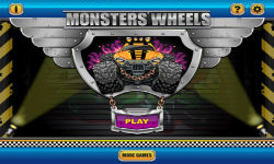 Monsters Wheels screenshot 1/3