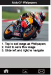 MotoGP Wallpapers Collection screenshot 5/6