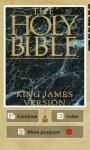 WP8-Bible screenshot 1/4