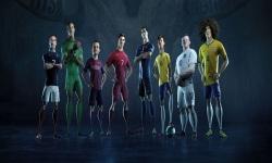 The Last Game Nike With C Ronaldo Wallpaper screenshot 1/3