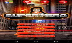 Bubble Shooter Super Hero screenshot 2/6
