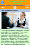 Tips to succeed in an Interview screenshot 3/3
