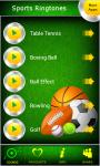 Sports Ringtones screenshot 2/5
