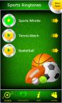 Sports Ringtones screenshot 4/5