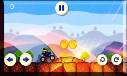 Hill Climbing Truck screenshot 3/5