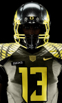 Oregon Ducks Jersey Live Wallpaper screenshot 1/3