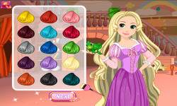 Rapunzel haircuts Design screenshot 1/4