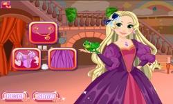 Rapunzel haircuts Design screenshot 3/4
