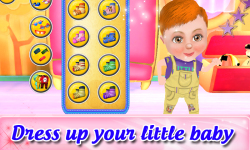 Little Baby: Kids Game screenshot 5/6