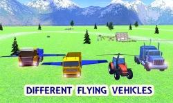 Flying Truck Flight Driving screenshot 2/3